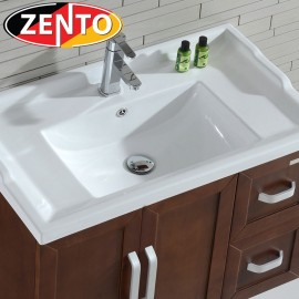 Chậu lavabo âm bàn Zento F678